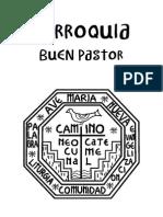 Ceremonial Domingo de Ramos, Pascua y Pentecostés
