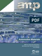 Advanced Materials & Processes Magazine - Metal Matrix Composites Automotive Macke