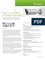 Interlogix 3mp Intelligent Ip Bullet Cam
