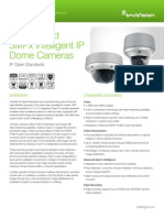 Intx 3mp Intlgnt Ip Dome Cam