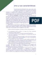 El Populismo y Sus Características