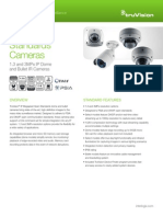 Intx 3mp Ip Cameras