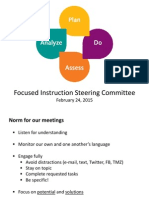 focused instruction steering committee  v2