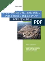 Analisis PGOU Torrejón de Ardoz