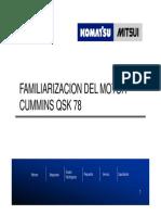 1 Motor Base Qsk78