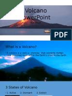volcano powerpoint