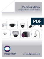 Indigo Matrix Cameras