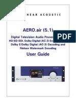 AERO Air 5.1 UM V1.16.02 Manual