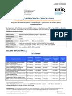 Www.oas.Org Es Becas PAEC 2015 Convocatoria OEA-UNIR 2015