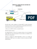 Amef de Diseño Del Conector de Un Faro de Automóvil