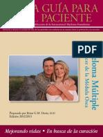 Guia Para El Paciente-mieloma Multiple