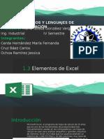 Elementos de Excel
