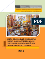 DCBN2011 Artes Artes Visuales