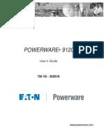 UPS PowerWare 9120