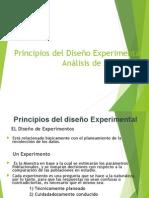 estadística, Diseño de Experimentos