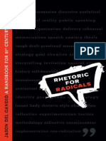 Jason Del Gandio-Rhetoric for Radicals_ a Handbook for 21st Century Activists-New Society Publishers (2008)