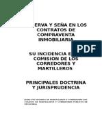 Concepto Jurisprudencia y Modelos Reserva Seña y Boleto Compraventa