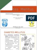 Diabetes Mellitus$mnbv