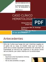 Caso Hemofilia A
