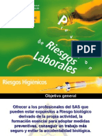 Prevención Riesgos Biológicos