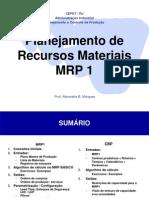 Planejamento de Recursos Materiais