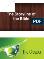 The Storyline of the Bible