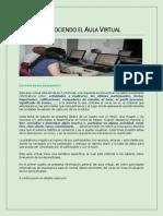 Conociendo El Aula Virtual