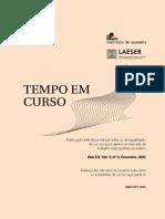 (balanço dos oito anos do Governo Lula sobre as assimetrias de cor ou raça, parte 1