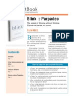 Blink Parpadeo - Malcolm Galdwell
