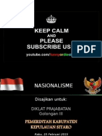 Nasionalisme Gol III