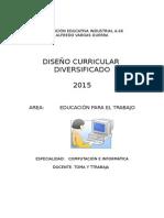 PROGRAMACIÓN ANUAL DE COMPUTACION  .doc