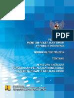 Permen PU No. 09/PRT/M/2014