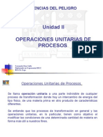 Unidad II_Operaciones Unitarias de Procesos.ppt