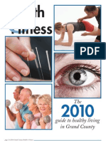 The 2010 Guide to Healthy Living in Grand County
