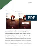 ENC1101 Paper 3 Revision