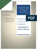 01 Descubriendo Al Jesus de Los Evangelios Ensayo Macg