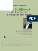 Negociacion Multilateral