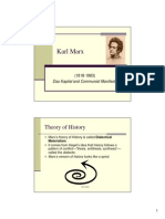 WH Marx Notes