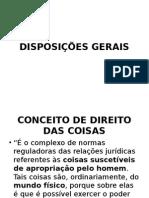 1. Disposições Gerais
