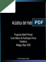 Acustica Del Habla Ling