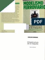 3 Modelismo Ferroviario Infraestructura de La Maqueta