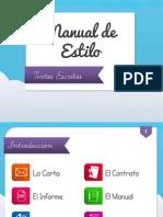 Manual de Estilo - Spanish