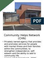 community helps network (chn)