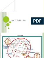 Antivirales, Inmunomoduladores e Inmunoglobulinas