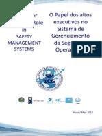 O Papel Dos Altos Executivos No SGSO