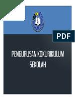 IPGKKB Pengurusan Kokurikulum Sekolah
