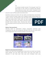 Kereta Teknologi Hybrid