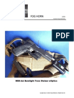 Steiner eOptics MBS-AA Borelight