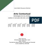 Arte Contextual_Binomio Arte ARtistas