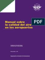 Manual Sobre La Calidad Del Aire en Los Aeropuertos Doc_9889_es